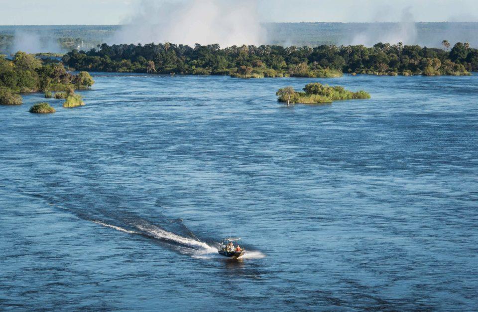 Victoria Falls River Safaris – Livingstone